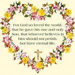 GODS LOVE PACK OF 4