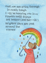 BRIGHTER DAYS CARD