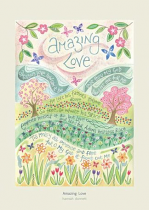 HANNAH DUNNETT CARD AMAZING LOVE