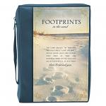 FOOTPRINTS BIBLE COVER