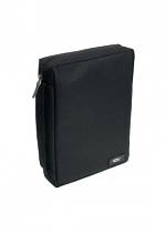 BLACK POLYESTER VALUE BIBLE CASE