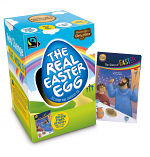 THE REAL EASTER EGG ORIGINAL BOX OF 6