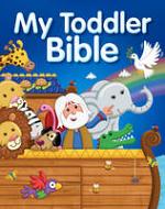 MY TODDLER BIBLE HB
