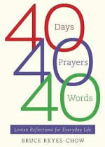 40 DAYS 40 PRAYERS 40 WORDS