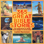 365 GREAT BIBLE STORIES HB