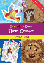 BIBLE COLLAGES PB + CD ROM