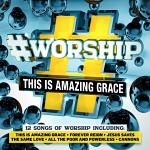 #WORSHIP THIS IS AMAZING GRACE CD