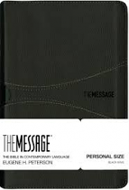 THE MESSAGE BIBLE PERSONAL SIZE