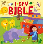 I SPY BIBLE PADDED BOARD BOOK