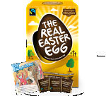 THE REAL EASTER EGG DARK BOX OF 6
