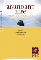 NLT ABUNDANT LIFE NEW TESTAMENT