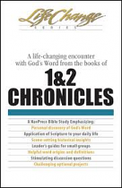 1 & 2 CHRONICLES LIFECHANGE SERIES