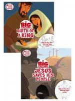 BIRTH OF A KING & JESUS SAVES HIS PEOPLE