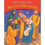 THE FIRST CHRISTMAS BIBLE STORY TIME