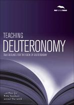 TEACHING DEUTERONOMY