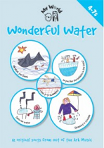 WONDERFUL WATER BOOK + CD