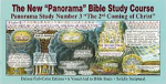 THE NEW PANORAMA BIBLE STUDY COURSE NO 3