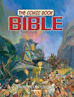 COMIC BOOK BIBLE FROM JACOB TO MOSES