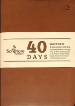 40 DAYS MATTHEW
