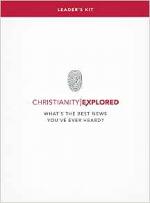 CHRISTIANITY EXPLORED LEADER'S KIT