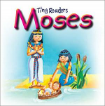 MOSES TINY READERS BOARD BOOK