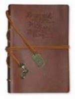 ISAIAH 40 JOURNAL WITH WRAP AND BOOKMARK