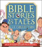 BIBLE STORIES AND TALES BLUE COLLECTION