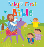 BABYS FIRST BIBLE HB BOARD BOOK