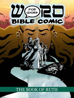 BOOK OF RUTH WORD FOR WORD BIBLE COMIC