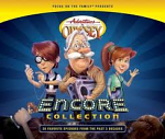 ADVENTURES IN ODYSSEY ENCORE COLLECTION AUDIO CD