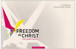 FREEDOM IN CHRIST FOR YOUNG PEOPLE WORKBOOK 11-14S PACK OF 5