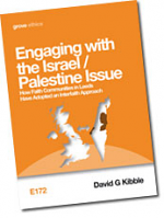 ENGAGING WITH THE ISRAEL PALESTINE ISSUE E172