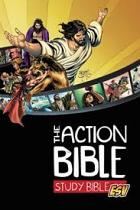 ESV ACTION BIBLE STUDY BIBLE HB