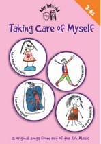 TAKING CARE OF MYSELF BOOK + CD
