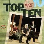 TOP TEN STELLAR KART CD