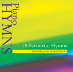 PIANO HYMNS CD