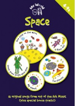 SPACE BOOK + CD