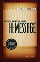THE MESSAGE BIBLE 10TH ANNIVERSARY EDITION HB