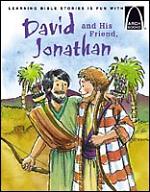 DAVID AND HIS FRIEND JONATHAN