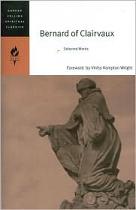 BERNARD OF CLAIRVAUX SELECTED WRITINGS