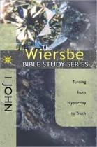 1 JOHN WIERSBE BIBLE STUDY SERIES