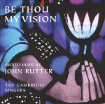 BE THOU MY VISION CD
