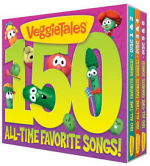 150 VEGGIE TALES ALL TIME FAVOURITE SONGS
