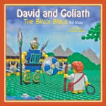 DAVID AND GOLIATH THE BRICK BIBLE