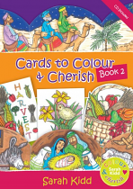 CARDS TO COLOUR AND CHERISH BOOK 2