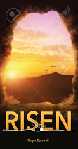 HE IS RISEN TRACT PACK OF 25