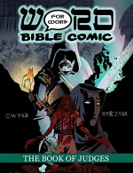 BOOK OF JUDGES WORD FOR WORD BIBLE COMIC