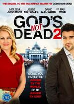 GOD'S NOT DEAD 2 DVD
